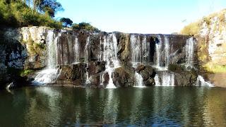 Cascata Barrinha, em Bom Jardim da Serra