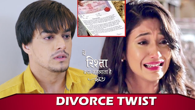 Shocking change in the Storyline of Yeh Rishta Kya Kehlata Hai