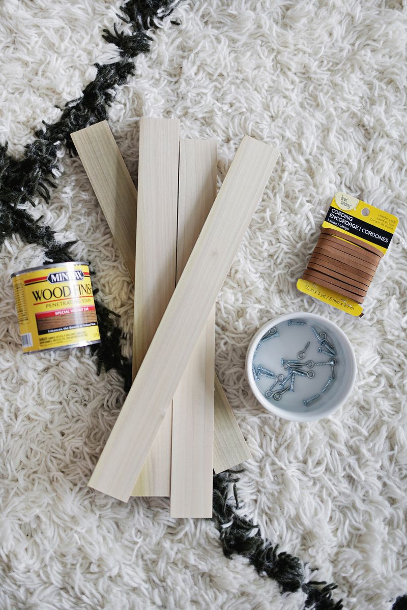 Diy un marco diferente para tus l minas handbox craft - Laminas de madera para pared ...
