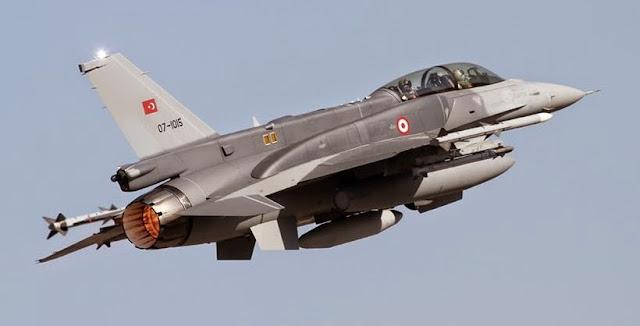 F-16 κατά πολιτικού αεροσκάφους: Ας δείξουμε λίγη υπευθυνότητα