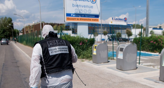 Woman Yelling Allahu Akbar Slashes two At French Supermarket
