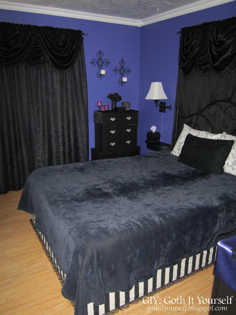 GIY: Goth It Yourself: Bedroom