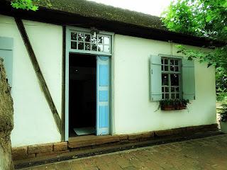 Casa Enxaimel, no Buraco do Diabo, em Ivoti