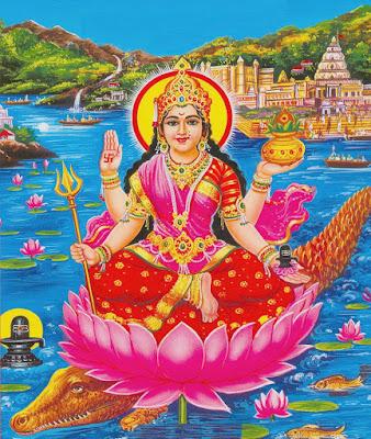 story mother narmada