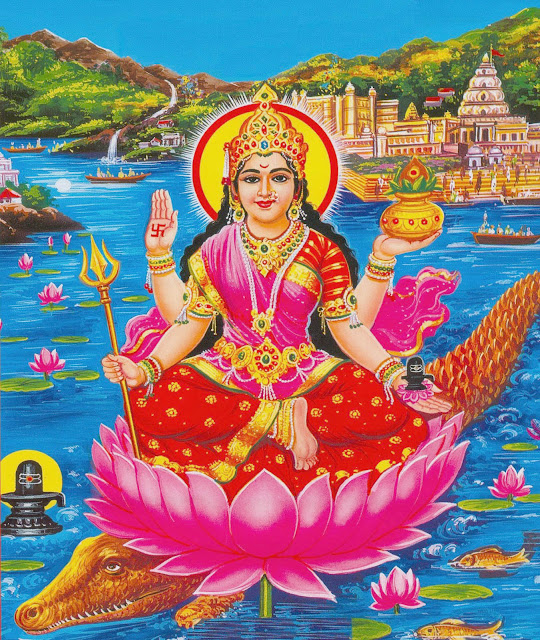 story mother narmada