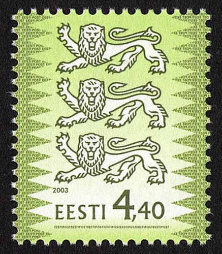 1bf47d68d05 Estonian bloggers: Francobolli estoni / Postmargid 2003