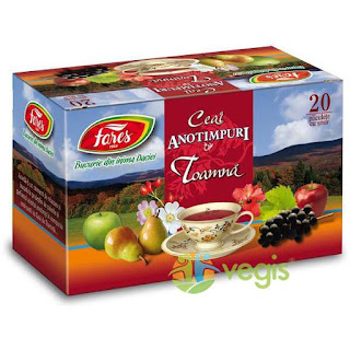 Ceai Anotimpuri de Toamna + o recomandare de indulcitor natural cu stevie fara gluten