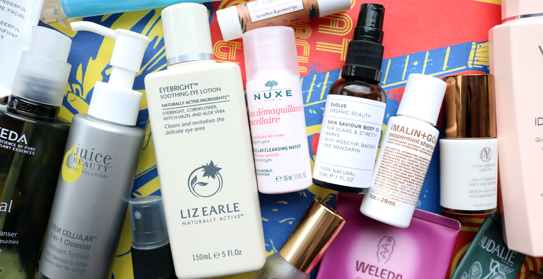 September Empties: Products I've Used Up