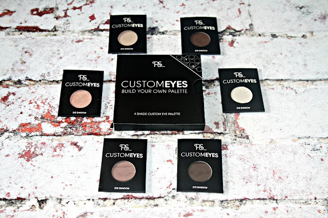 Primark PS CustomEyes - Build Your Own Palette