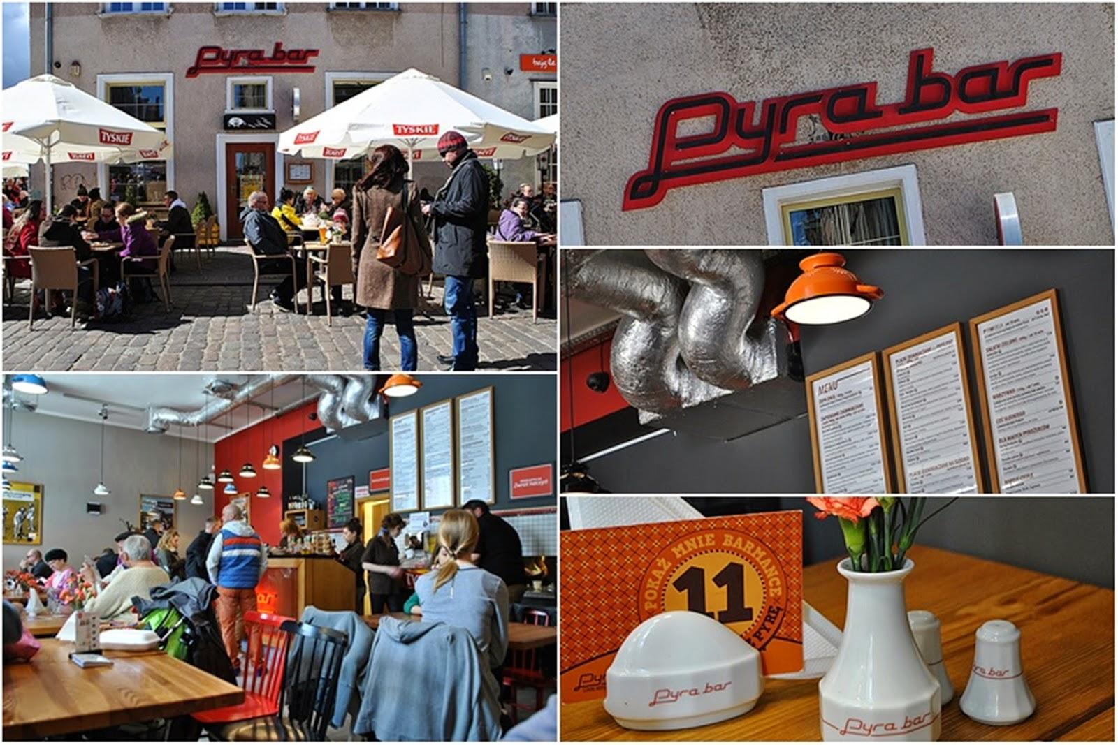 Pyra Bar Gdańsk