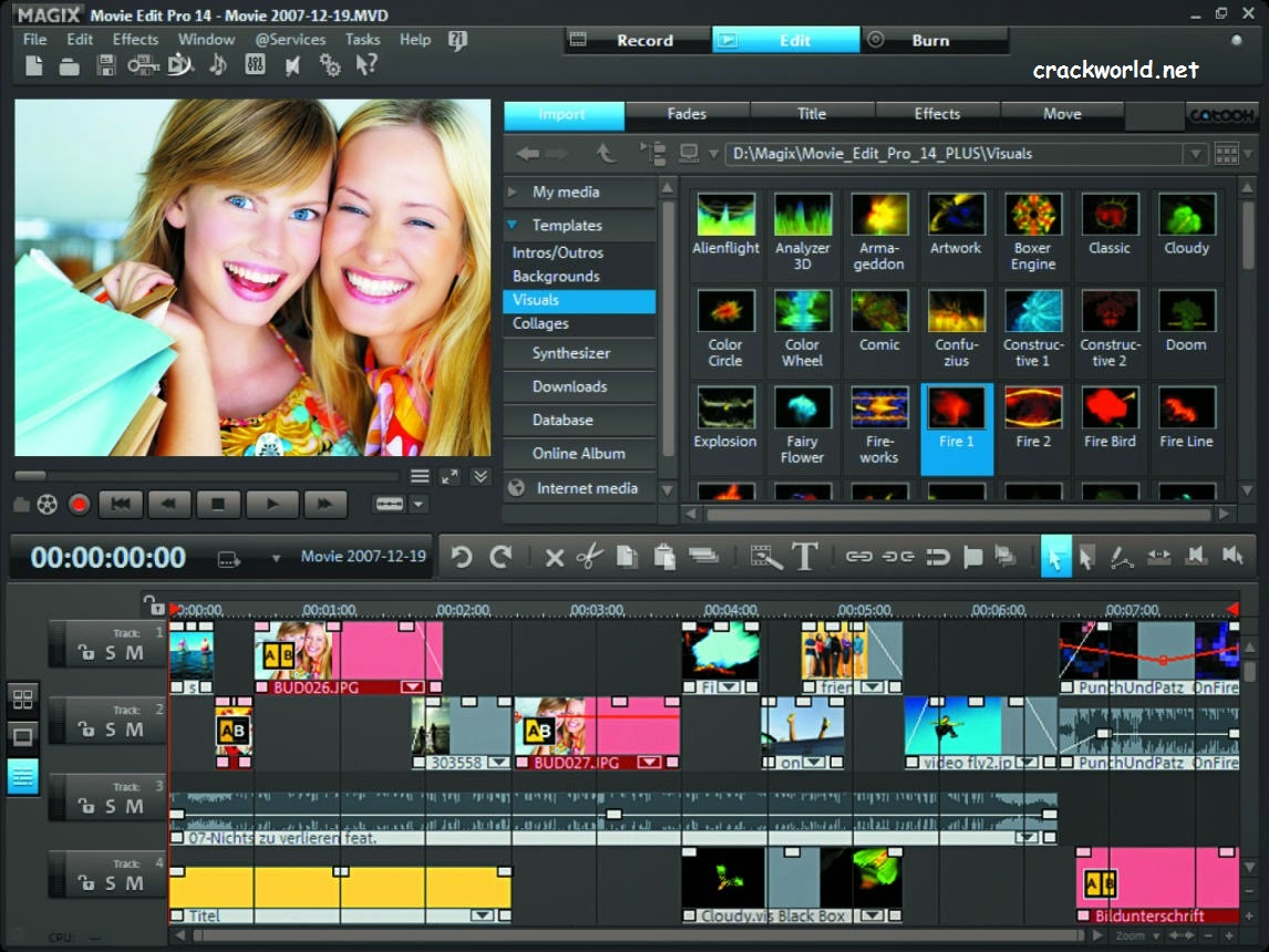 Top video editing application for windows 8.