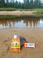 Bord de rivière, sable, Brix, Fruit2, produits québécois