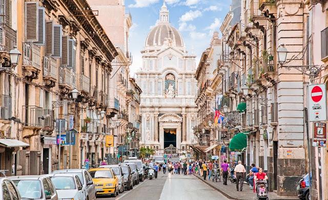 Restaurantes em Catania