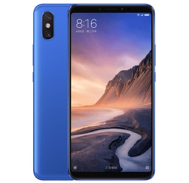 Xiaomi Mi Max 3 Announced; SD 636, up to 6GB RAM/128GB ROM, Dual Cameras, and 5500mAh Battery!