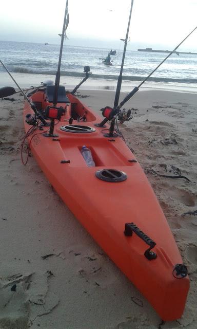 Trident Fishing Kayak