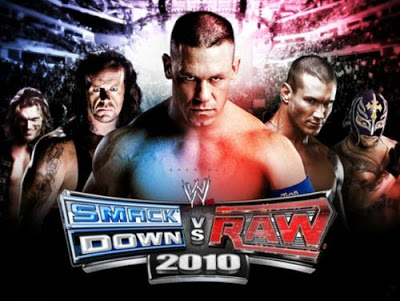 Free download full version for pc: wwe smackdown vs raw 2010 free.