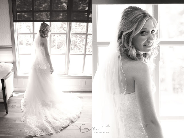 bridal portrait at Noah's Event Venue in Auburn Hills Michigan