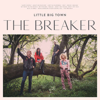 Little Big Town - The Breaker (2017) - Album Download, Itunes Cover, Official Cover, Album CD Cover