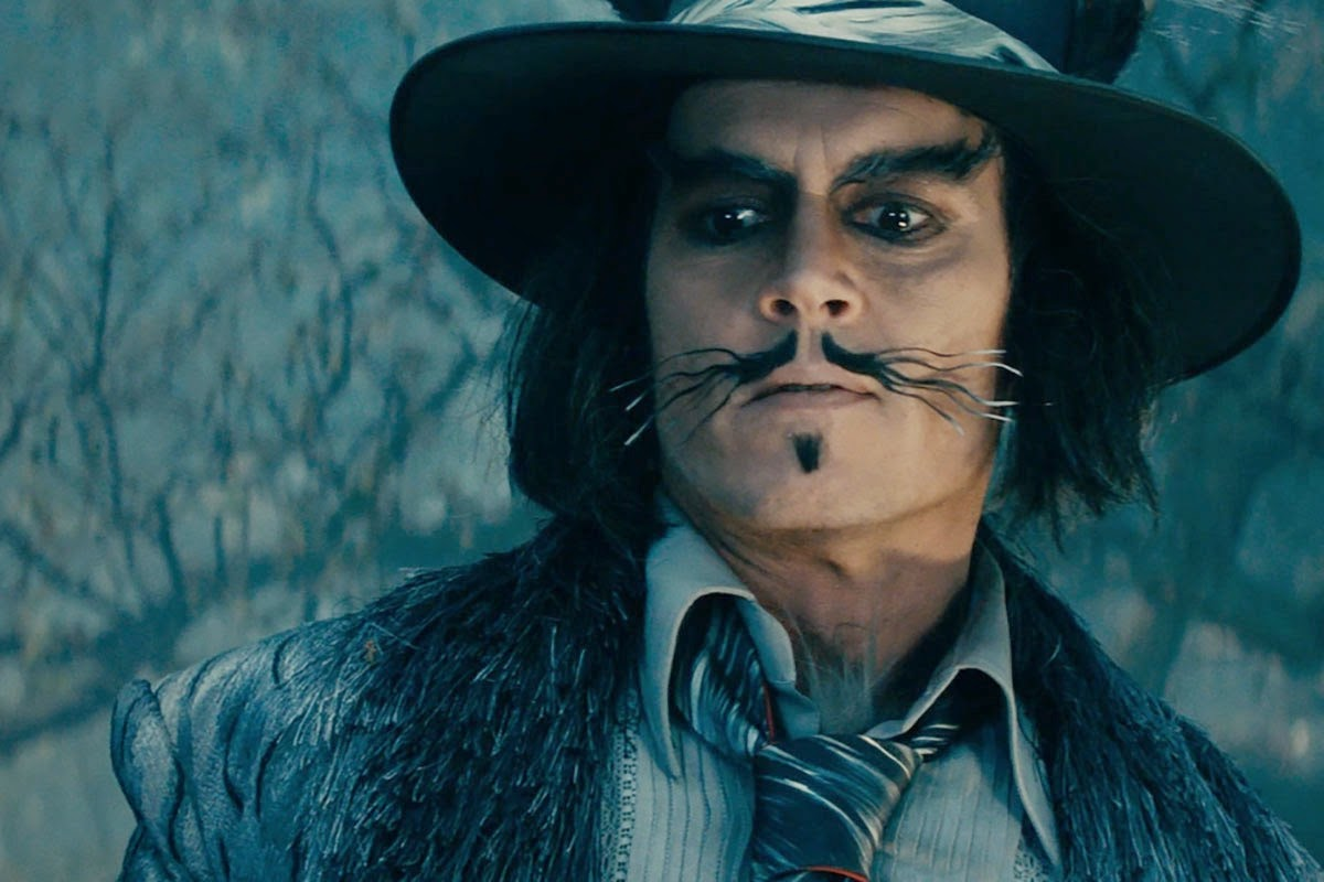 into the woods johnny depp