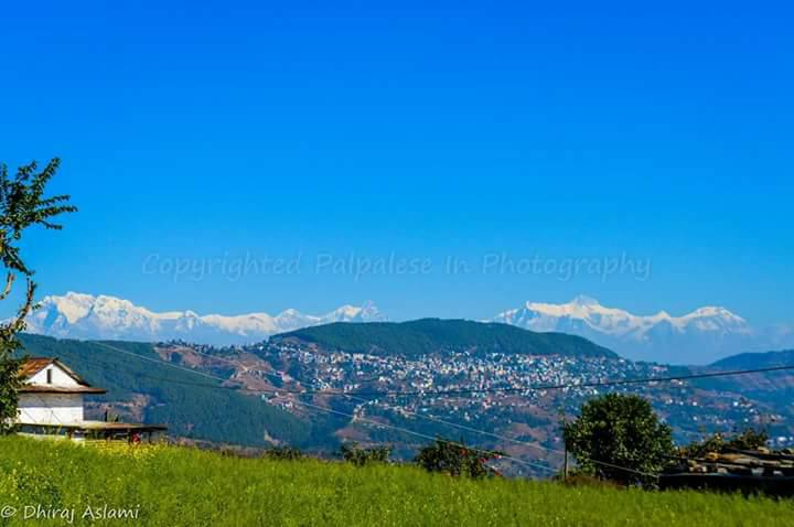 Far View of Tansen Palpa