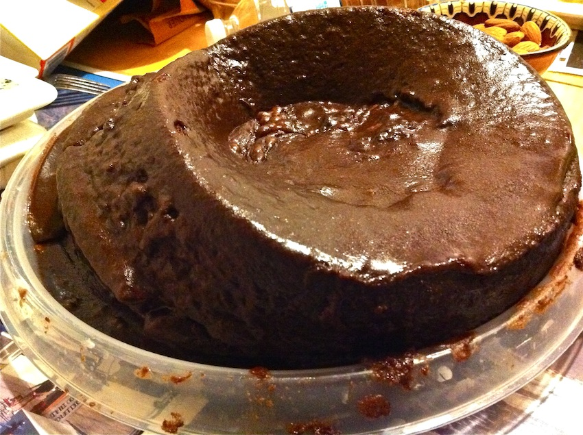 Figareau Cuisine 233 Volutive Cake Disaster When A