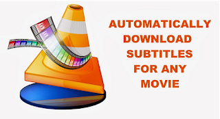Cara Download Subtitle Di VLC Media Player