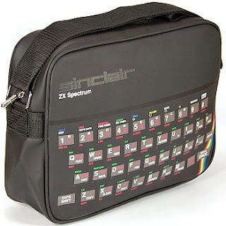 Sinclair ZX Spectrum Sports Bag