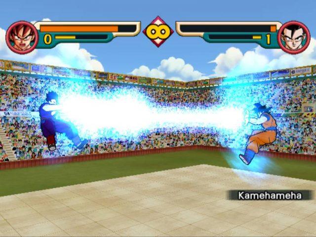 Dragon Ball Z Budokai 2 PS2 GAME ISO Gameplay 1