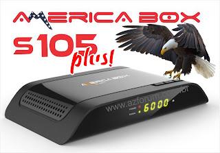 Resultado de imagem para AMERICABOX S105 ( + ) PLUS