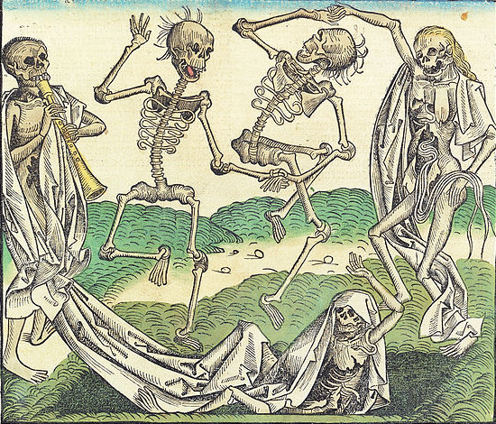 Illustration from the Nuremberg Chronicle (1493)