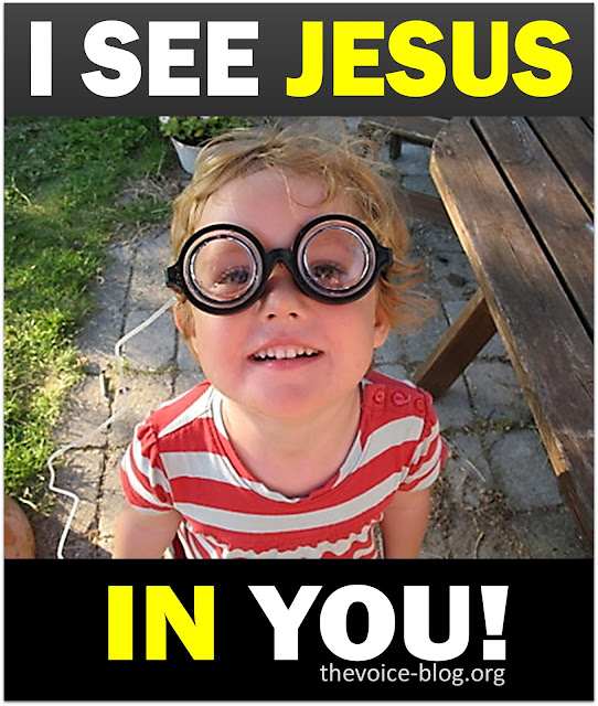 I SEE JESUS IN YOU QUOTE