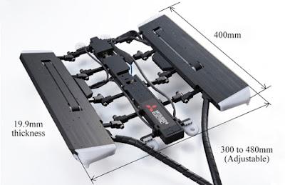 Mitsubishi Electric выпустила мини роботов для диагностики электроагрегатов