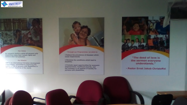 Office Sintra Board Prints
