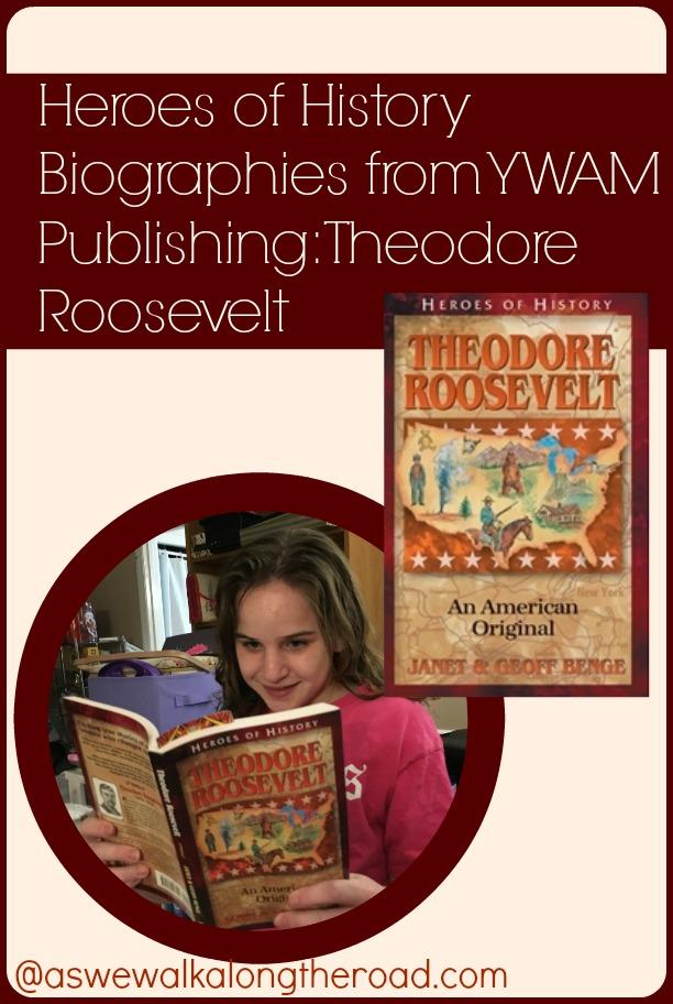 YWAM Publishing biographies