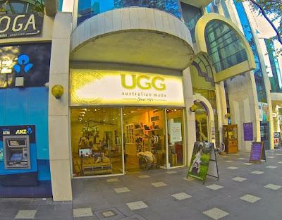 UGG1974年以来