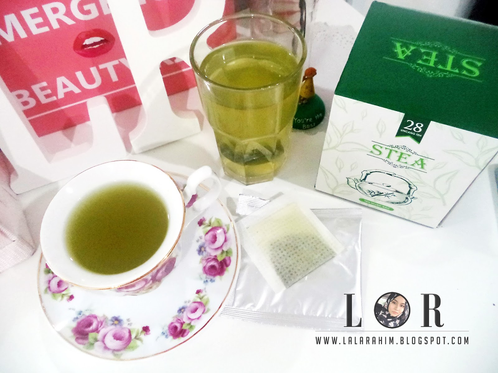 Misi kurus 28 hari dengan detox teh hijau STEA | Lala ...