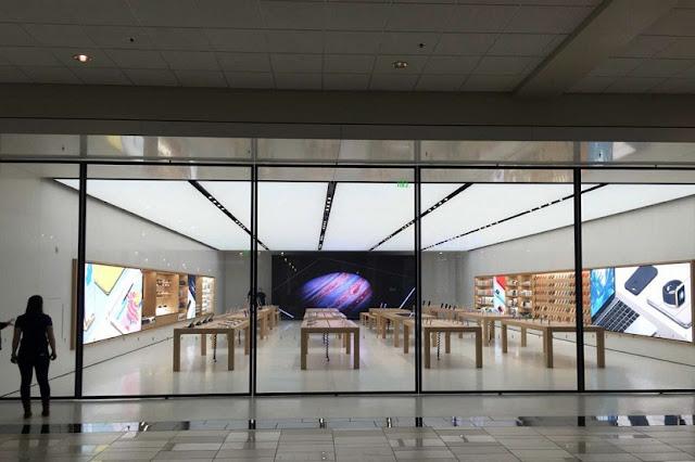 Compra de iPhone 8 em Milão