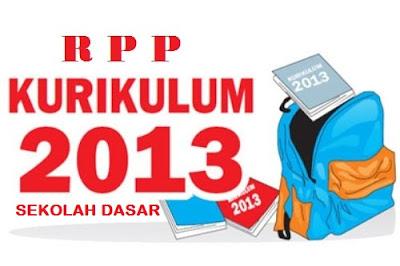 RPP Kelas 2 Kurikulum 2013 Revisi 2017