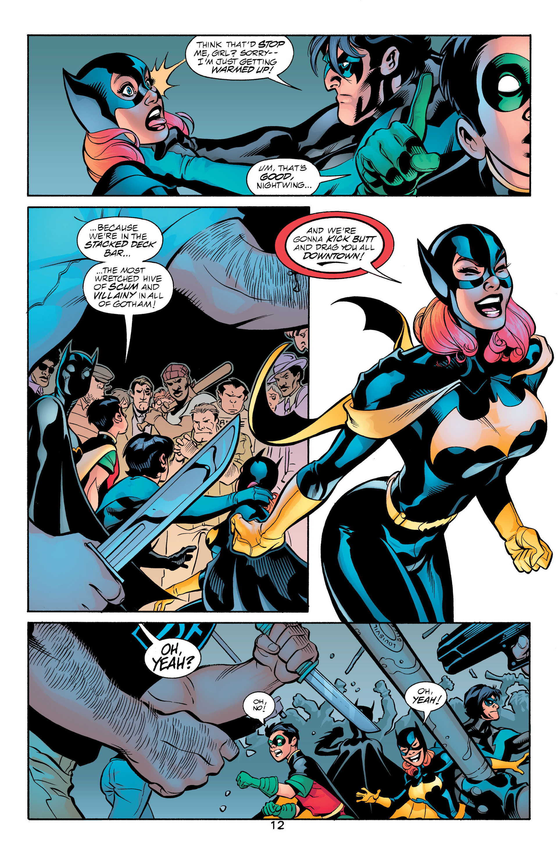 Harley Quinn (2000) Issue #11 #11 - English 13