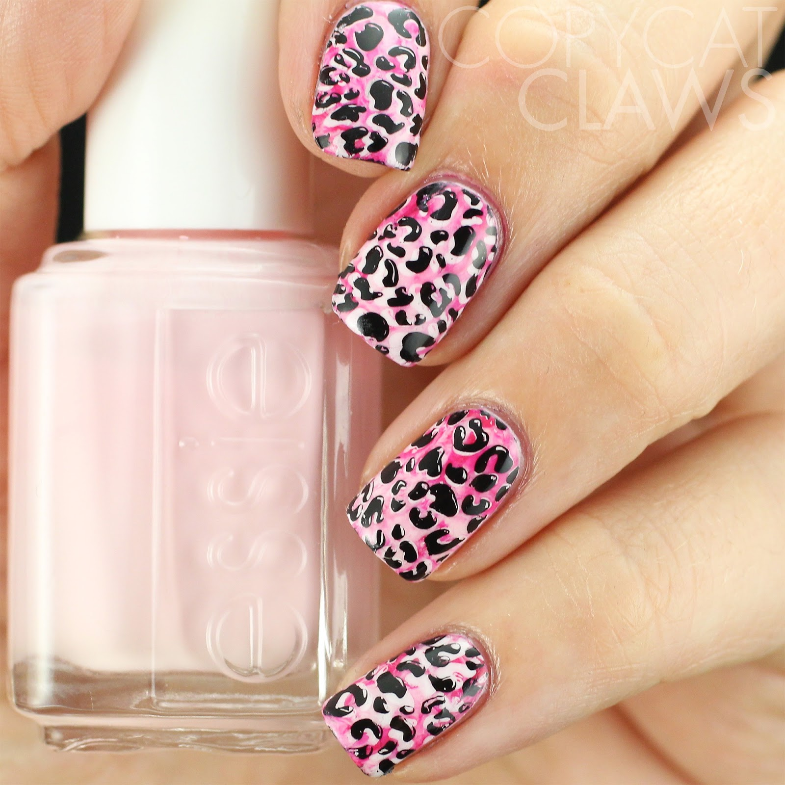 Copycat Claws: It Girl Nail Art Review