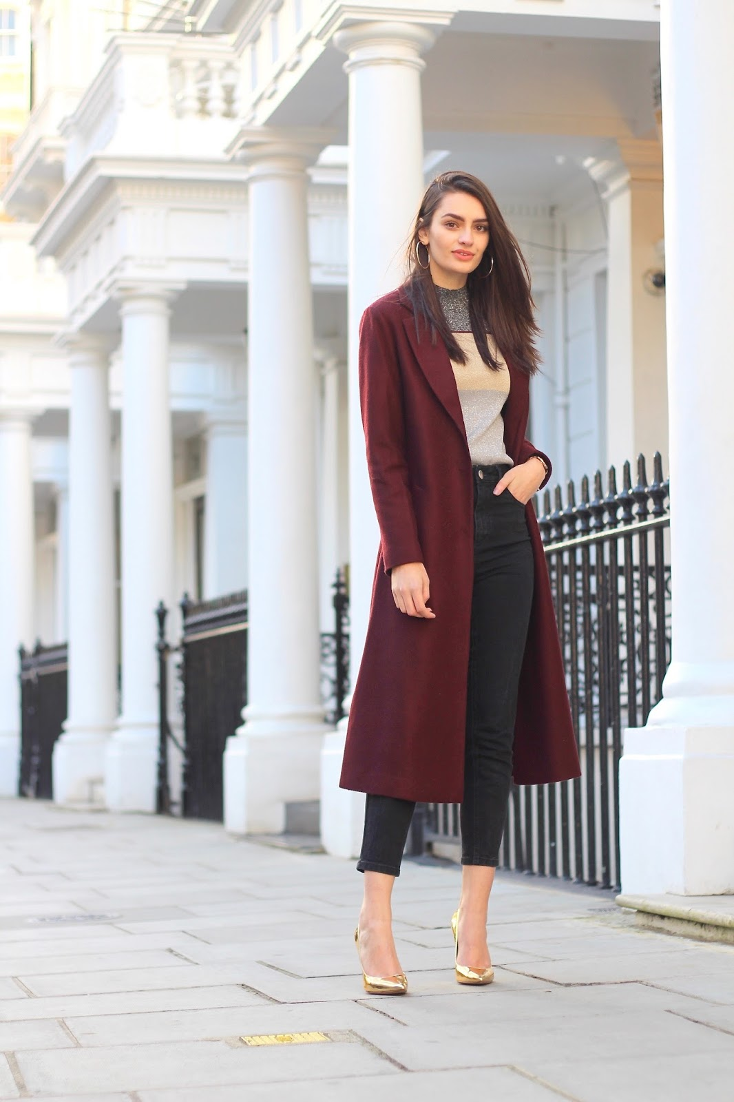 peexo london style blogger winter