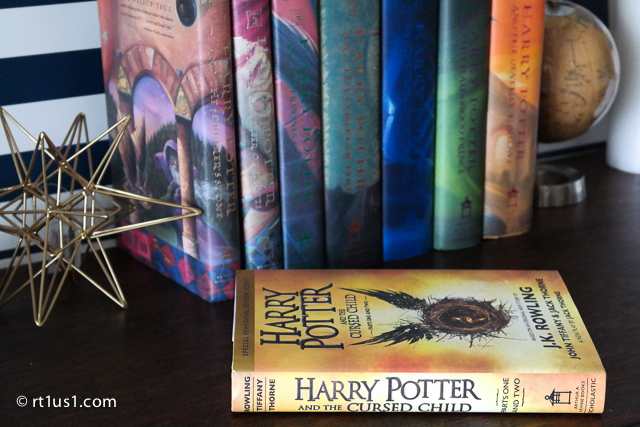Harry Potter and the Cursed Child Review
