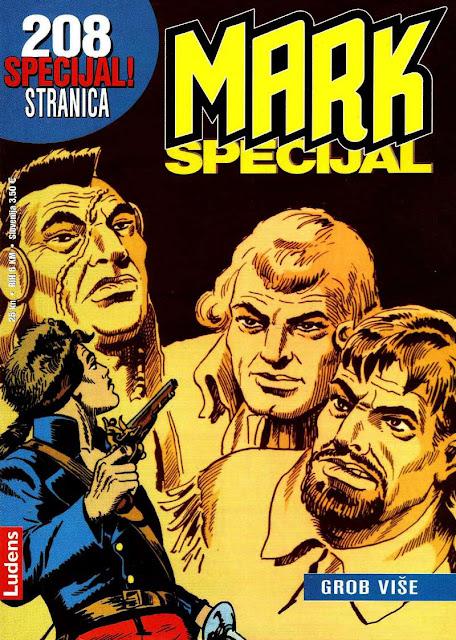 Grob vise (Ludens Special) - Komandant Mark