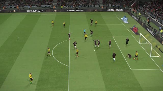 تحميل لعبة pes 2017 للكمبيوتر مضغوطة من ميديا فاير بحجم 4 جيجا