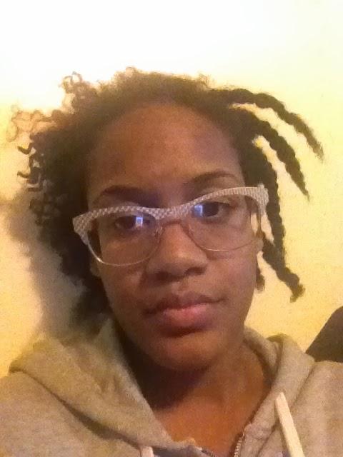 Afrodeshiakthe Kinky Life Crochet Braids Using Gogo Curl By