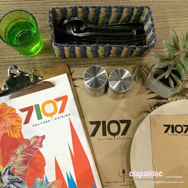 7107 Culture + Cuisine BGC