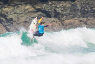 33 Ariane Ochoa EUK Pantin Classic Galicia Pro foto WSL Laurent Masurel