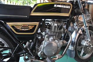Kawasaki KZ-200