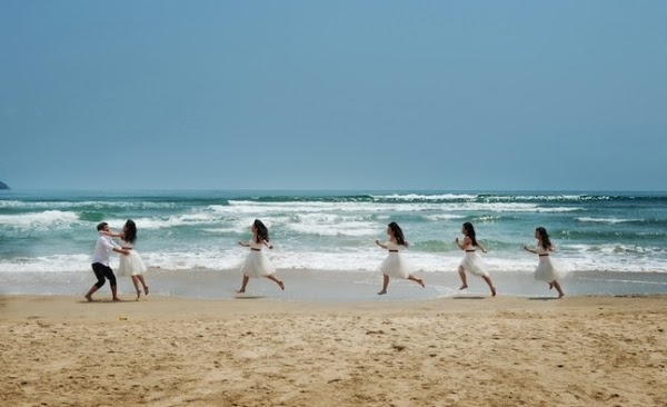 Chụp ảnh cưới ở Đà Nẵng, thiên đường Biển ngọt ngào 1