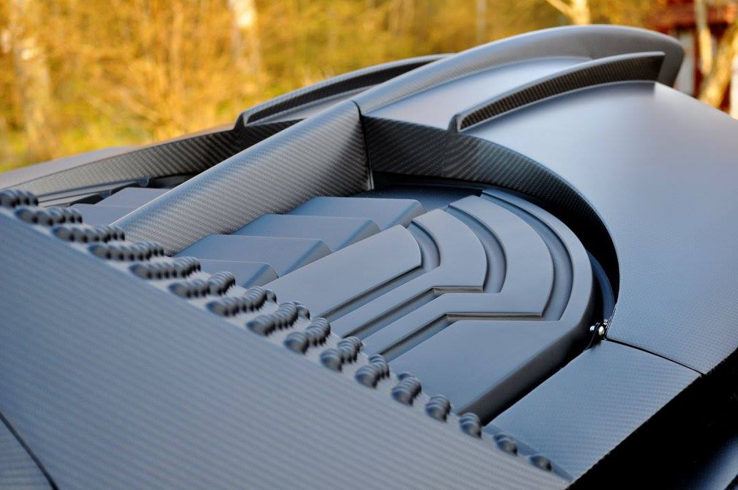 Caresto Arkham Car - Siêu xe Batman trong truyền thuyết đã xuất hiện